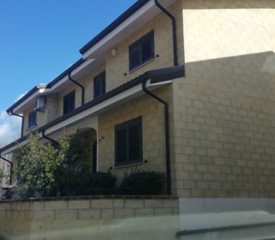 Villa Bifamiliare – Montalto Uffugo