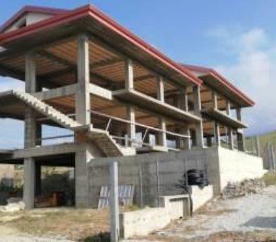 Villa Indipendente in corso di costruzione – Luzzi