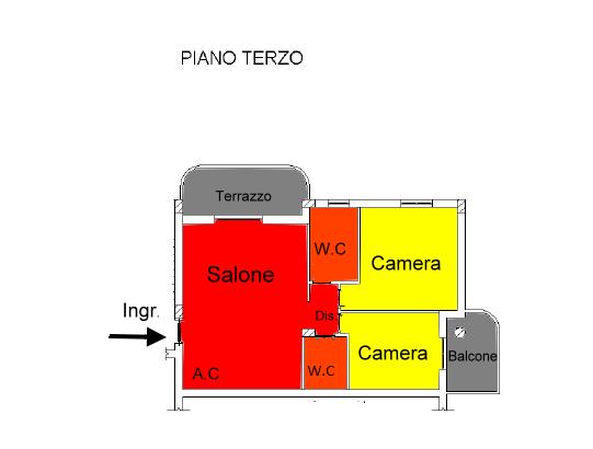 Appartamento – Taverna