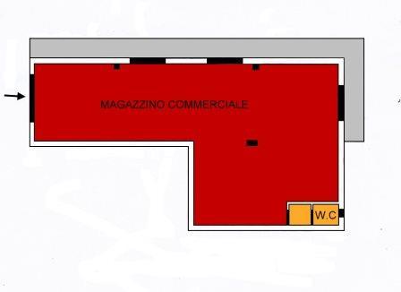 Magazzino Commerciale – Settimo