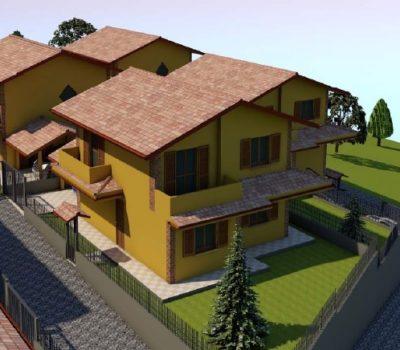 Villa monofamiliare due livelli- Montalto Uffugo