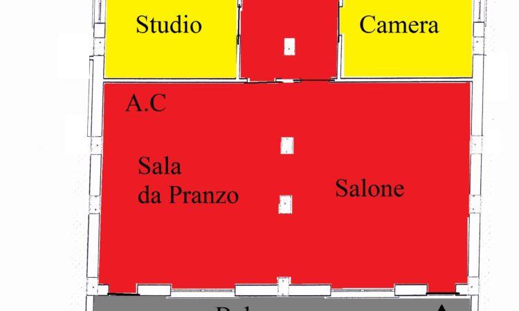 Appartamento -Bivio Rose - Tutte le planimetrie