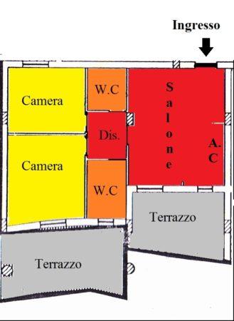 Appartamento- Settimo