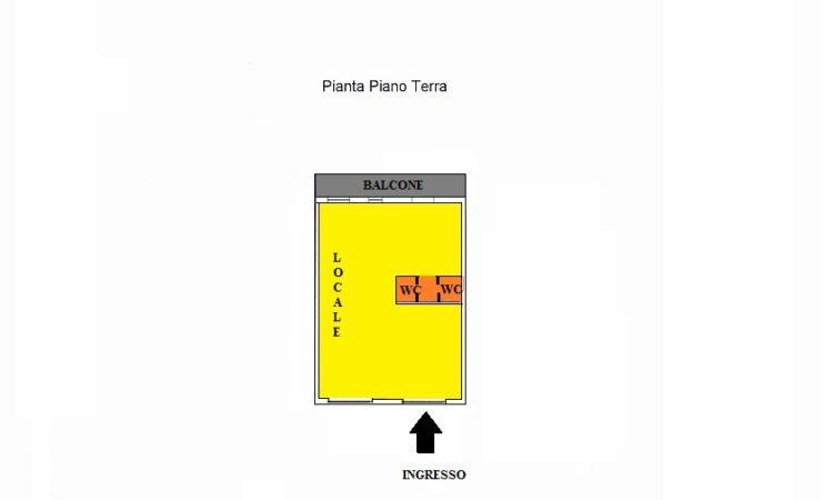Magazzino Commerciale – Montalto Uffugo (CS) - Tutte le planimetrie
