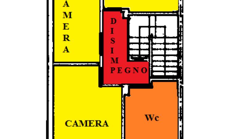 Villetta a schiera – Bisignano - Tutte le planimetrie